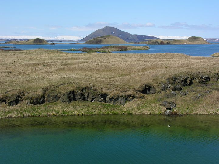 Vatnaskil projects lake circulation and sediment transport in lake mvatn iceland sciox Image collections